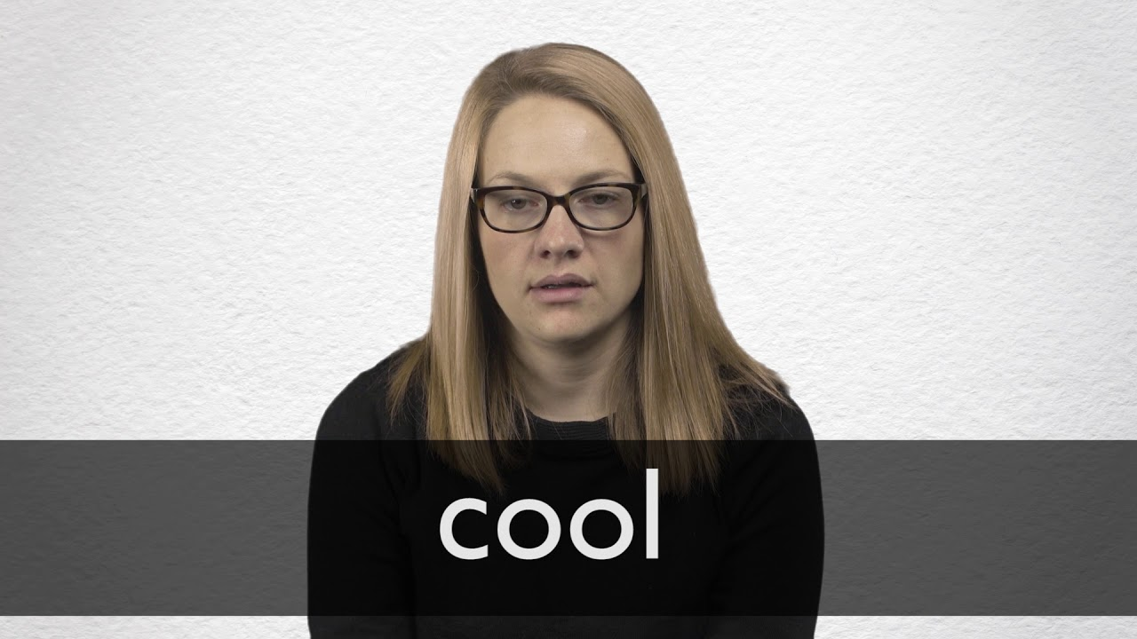 Cool Synonyms | Collins English Thesaurus