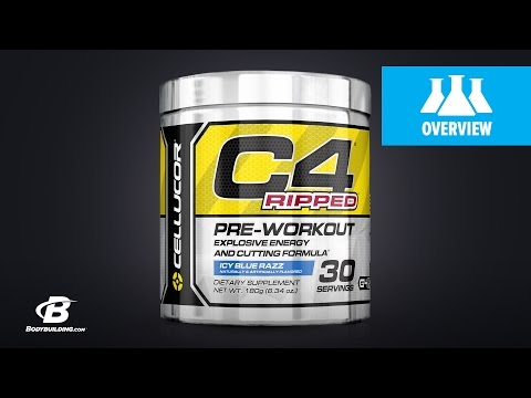 Cellucor C4 Ripped | Science-Based Overview