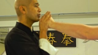 "Wing Chun - Can ""Soft"" Structure Really Stop Hard & Powerful Attacks?"