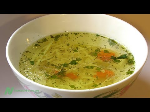 How Much Lead Is in Organic Chicken Soup (Bone Broth)?