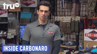 The Carbonaro Effect: Inside Carbonaro - Flexible Wallet Knife | truTV