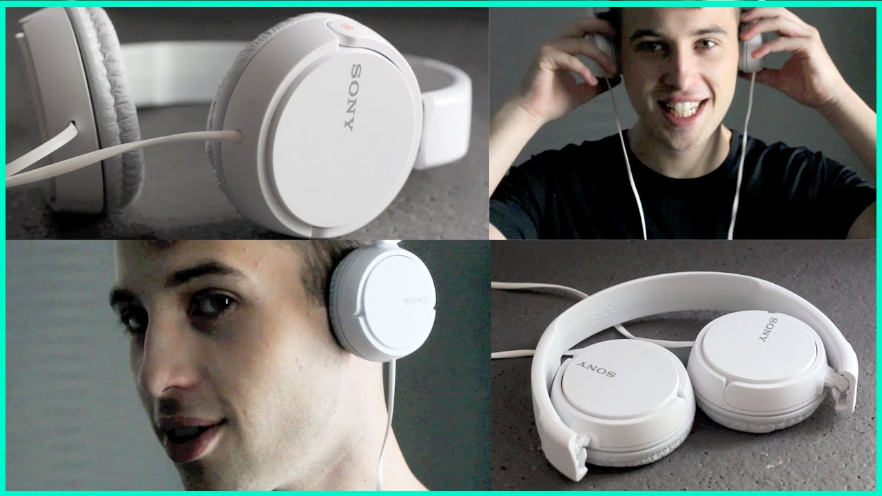 Sony MDR-ZX110 Headphones Review - YouTube 62057f4334