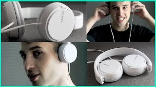 sony mdr zx110 headphones review