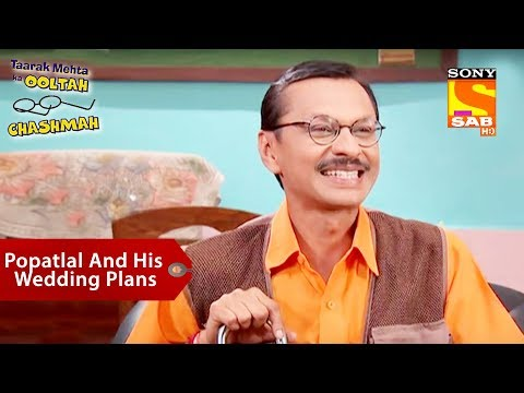 Popatlal And His Wedding Plans   Taarak Mehta Ka Ooltah Chashmah thumbnail