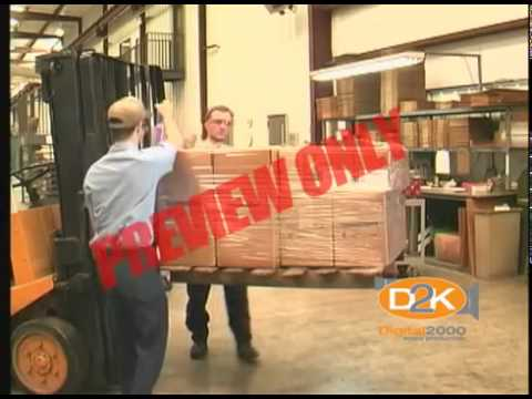 DOT Shipping Of Hazardous Materials Safety Training Video