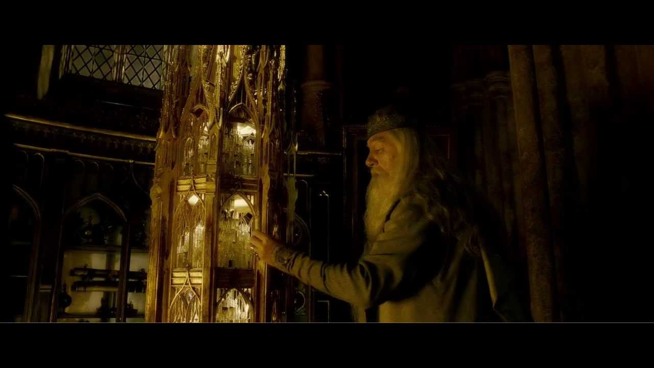 Harry Potter And The Half-Blood Prince - Official® Teaser [HD]