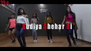 kudiya shehar diyan song poster boys choreography