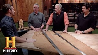 Forged in Fire: Bonus: Home Forge Blades Deliberation - Round 3 (S3, E1) | History