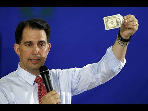 Scott Walker BUSTED In Corruption Cover-Up