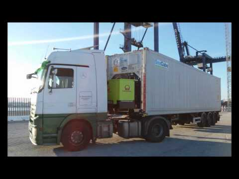 PRAMAC - CLIP ON GENSET FOR REEFER CONTAINERS