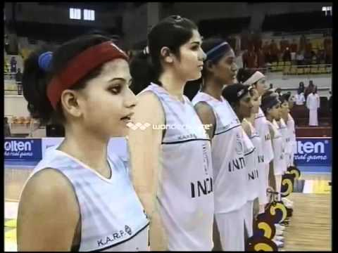 India vs. South Korea (Women