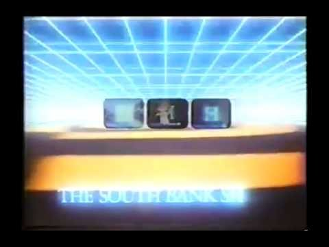 South Bank Show Title Sequences 1978-1992