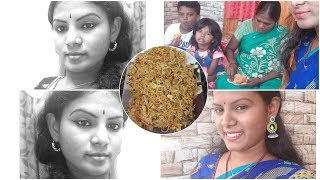 #DIML 11th Friday Routine Vlog/Mahanati Savitri Gaaru Make Up Look/Egg Noodles making Chinese Style
