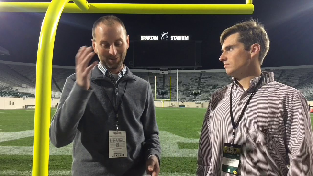 Michigan State Football: 3 takeaways from win over No. 8 ...