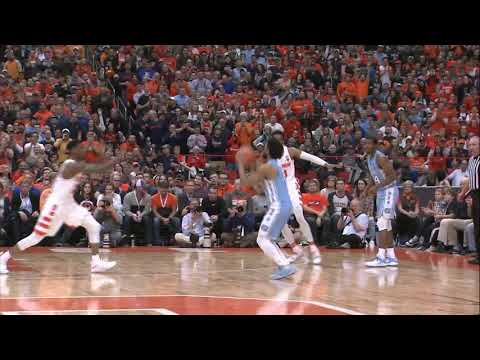 Highlights | Syracuse vs North Carolina