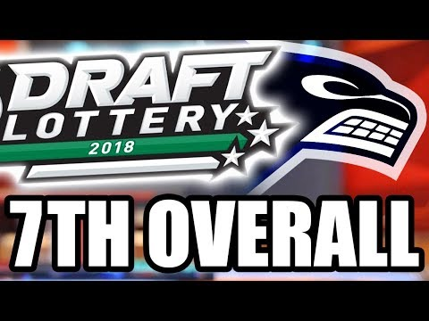THE CANUCKS ARE PICKING 7TH OVERALL - 2018 NHL DRAFT LOTTERY REACTIONS / VANCOUVER CANUCKS DROP