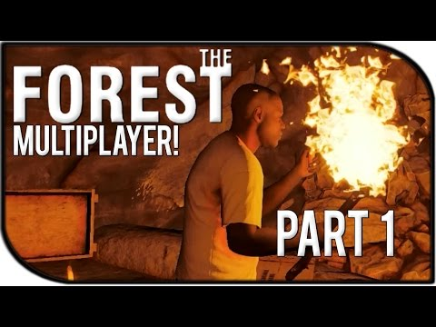 The Forest Multiplayer Gameplay Part 1 –