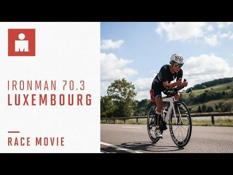 IRONMAN 70.3 Luxembourg 2019 Race Movie