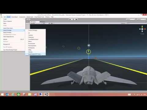 Building Unity Games in Visual Studio - Game Development