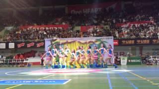 Stece Dance di Final DBL 2015 Jogja