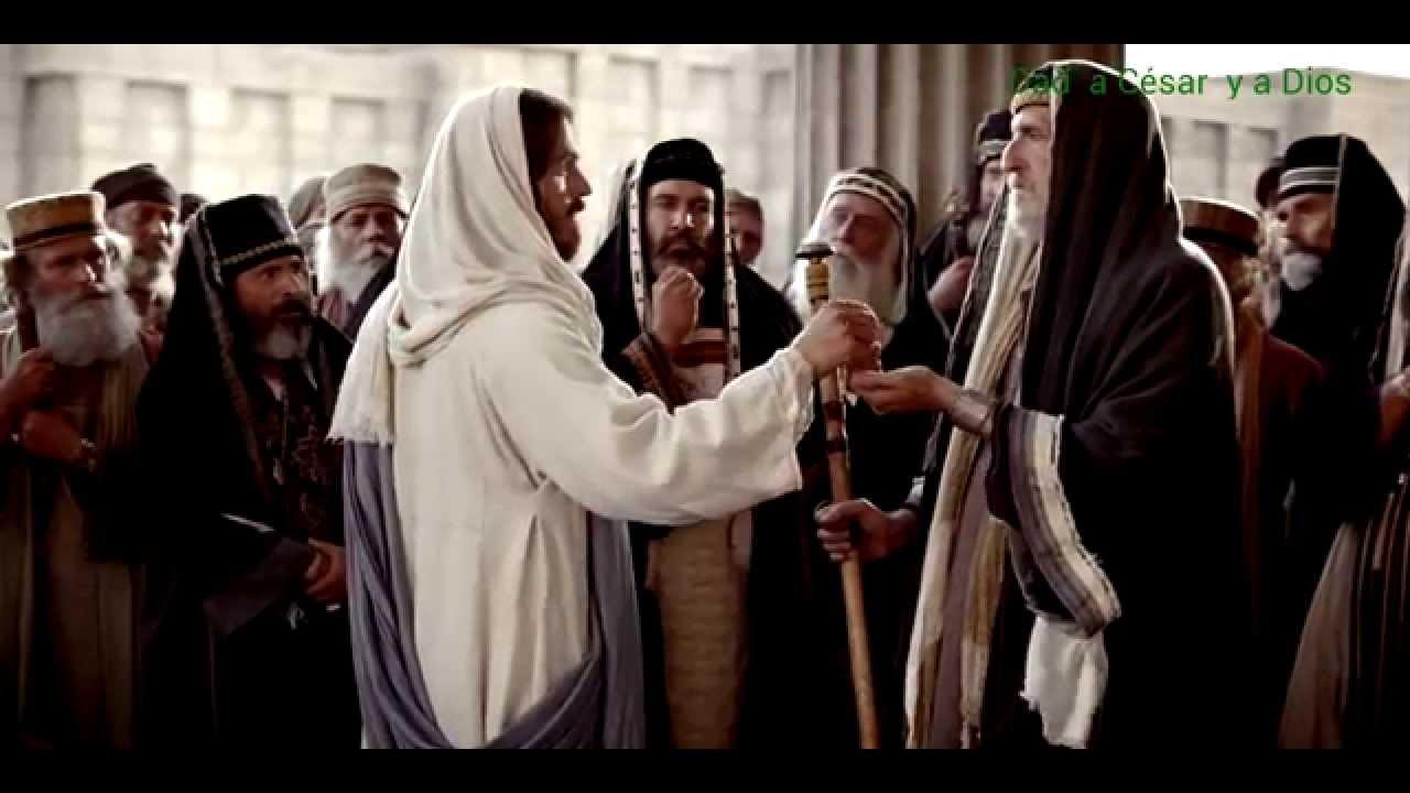 Resultado de imagen para IMAGENES jesus dad al cesar