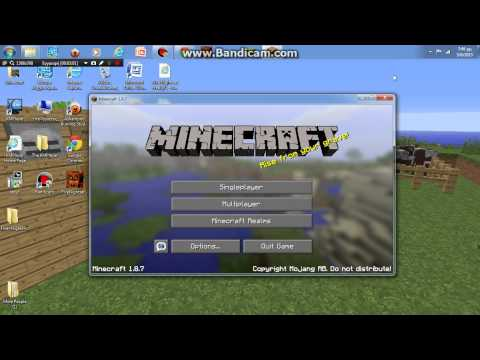 how to download and install minecraft maps