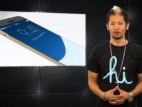 Apple Byte - Alleged iPhone 6 photos leak online