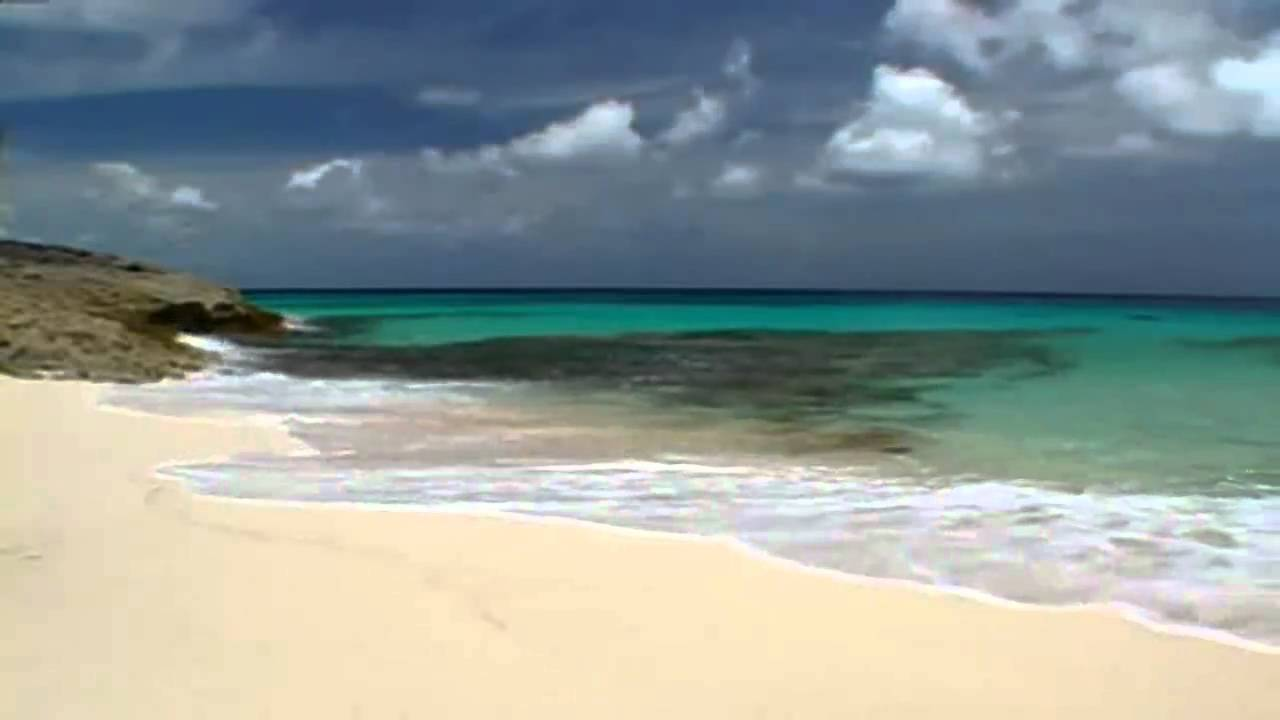 Caribbean Beach Scenes: Caribbean Beaches Relaxing /ocean Sounds Nature Scenes