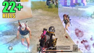 TEAMING UP WITH TWO ENEMIES ( FANS) | PUBG MOBILE