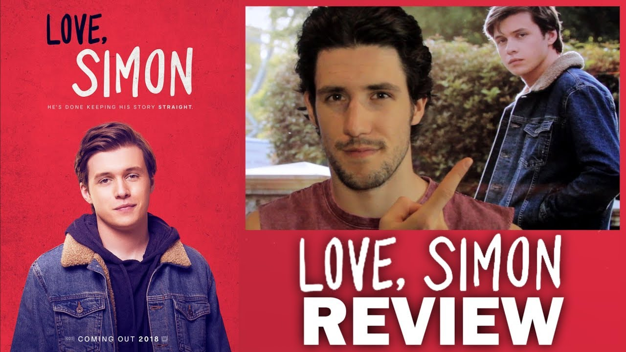 Love, Simon Review - YouTube