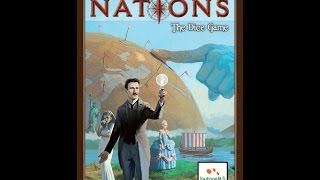 Как играть в Nations The Dice Game