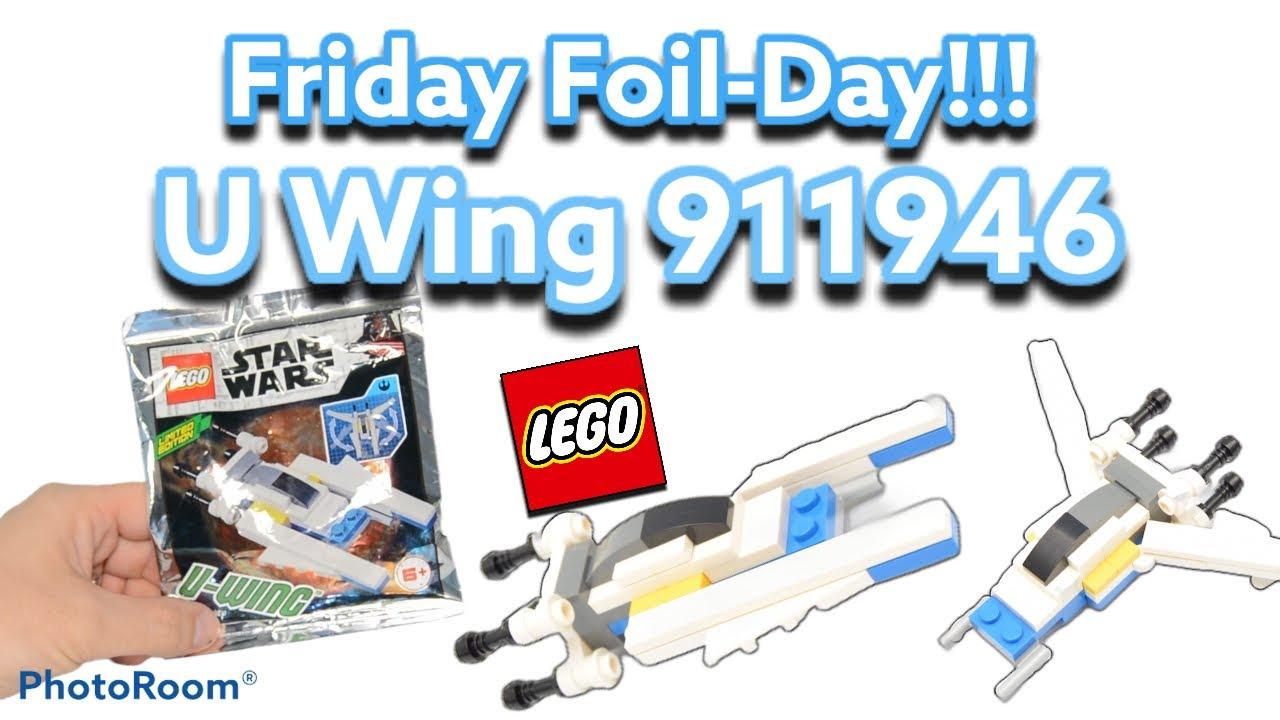 Lego foil pack item no# 911954 Kylo Ren/'s Silencer