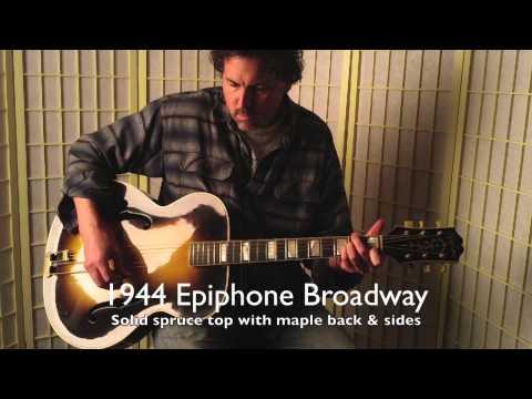1944 Epiphone Broadway
