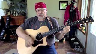 1593 -  Seven Spanish Angels -  Willie Nelson Ray Charles cover with chords and lyrics