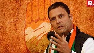Rahul Gandhi Compares Indian Judiciary To Pakistan #RahulPakInsult