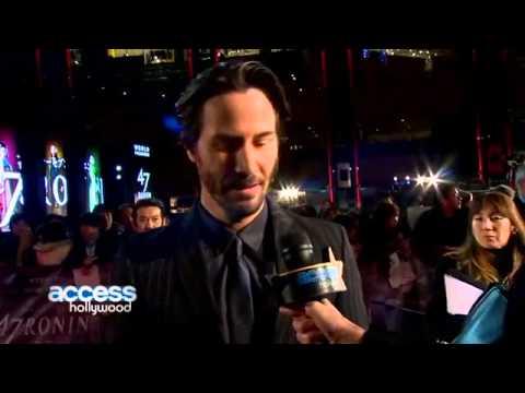 Keanu Reeves' 47 Ronin World Premiere In Tokyo