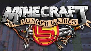 Minecraft: Hunger Games Survival w/ CaptainSparklez - WORKBENCH STRUGGLE