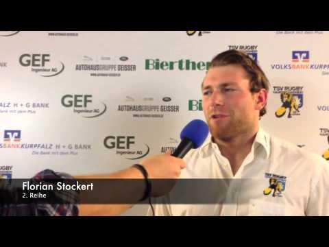 TSV Videoblog mit Florian Stockert