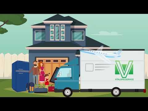 Перевозка личных вещей и квартирный переезд за границу Россия Европа Украина