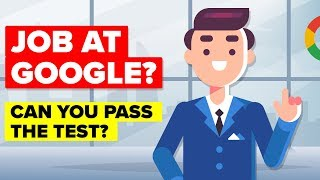 Could You Pass the Google Interview? thumbnail