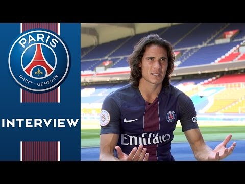 INTERVIEW EDINSON CAVANI (FR)