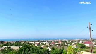 25.06.17. Северное побережье Абшерона. Летняя панорама.