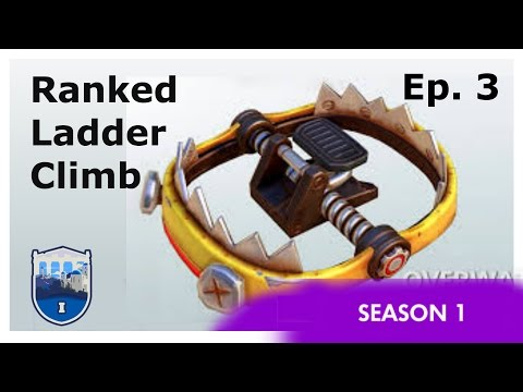 The Solo Trap : Overwatch Ranked Ladder Climb #3