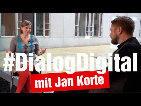 #DialogDigital mit Jan Korte: Transparenz & Abgeordnete und wer bezahlt / bestimmt die Krise?