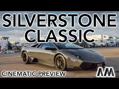 Silverstone Classic 2015 Cinematic Preview