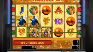 видео Игровой автомат Рамзес II - Слот Ramses II играть бесплатно