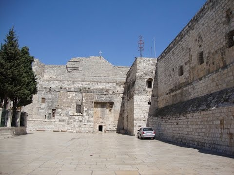 The Manger Square, Bethlehem (Church of the Nativity), Tour Guide: George Saadeh