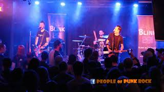BLINK 182 - Online Songs / Cover by BLINK 281 / L'Anti, Québec City QC - 2018-01-18