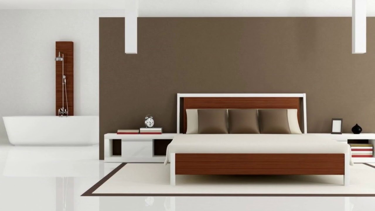 modern minimalist bedroom furniture Modern Minimalist Bedroom Furniture India Designs - YouTube