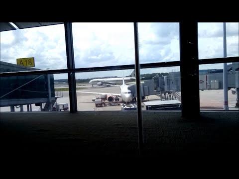 Changi International Airport Singapore